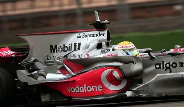 McLaren 08.07.2008